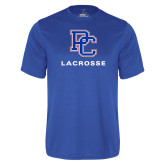 Syntrel Performance Royal Tee-Lacrosse