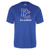 College Performance Royal Tee-Alumni