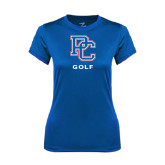Ladies Syntrel Performance Royal Tee-Golf