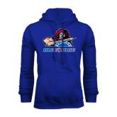 Royal Fleece Hood-Mascot