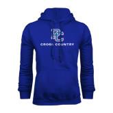 Royal Fleece Hood-Cross Country