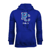 Royal Fleece Hood-Dad