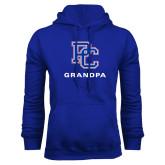 Royal Fleece Hood-Grandpa