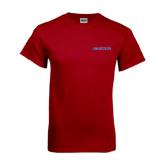 Cardinal T Shirt-Blue Hose
