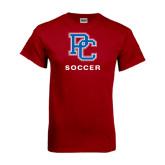 Cardinal T Shirt-Soccer