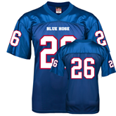 Replica Royal Blue Adult Football Jersey-#26