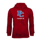 Cardinal Fleece Hood-Tennis