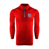 Under Armour Cardinal Tech 1/4 Zip Performance Shirt-PC