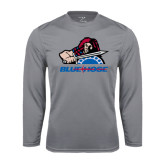 Syntrel Performance Steel Longsleeve Shirt-Mascot