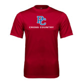 Syntrel Performance Cardinal Tee-Cross Country