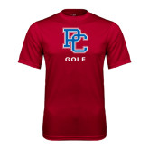 Syntrel Performance Cardinal Tee-Golf
