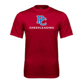 Syntrel Performance Cardinal Tee-Cheerleading