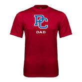 Syntrel Performance Cardinal Tee-Dad