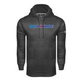 Under Armour Carbon Performance Sweats Team Hood-Blue Hose