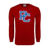 Cardinal Long Sleeve T Shirt-PC