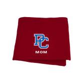 Cardinal Sweatshirt Blanket-Mom