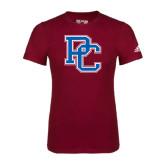 Adidas Cardinal Logo T Shirt-PC