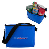 Six Pack Royal Cooler-Blue Hose