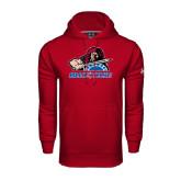 Under Armour Cardinal Performance Sweats Team Hood-Mascot