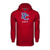 Under Armour Cardinal Performance Sweats Team Hood-Golf