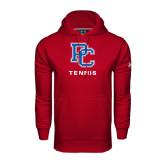 Under Armour Cardinal Performance Sweats Team Hood-Tennis