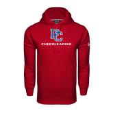 Under Armour Cardinal Performance Sweats Team Hood-Cheerleading