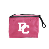 Six Pack Pink Cooler-PC