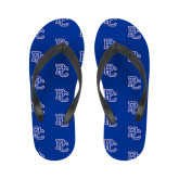 College Ladies Full Color Flip Flops-PC