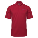 Cardinal Mini Stripe Polo-Blue Hose