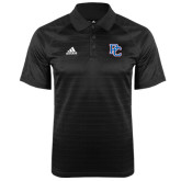 Adidas Climalite Black Jaquard Select Polo-PC