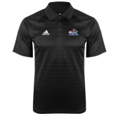 Adidas Climalite Black Jaquard Select Polo-Mascot