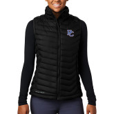 Columbia Mighty LITE Ladies Black Vest-PC