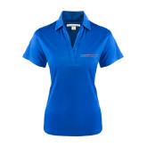 Ladies Royal Performance Fine Jacquard Polo-Blue Hose