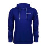 Adidas Climawarm Royal Team Issue Hoodie-Blue Hose