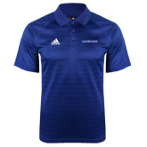 Adidas Climalite Royal Jaquard Select Polo-Blue Hose