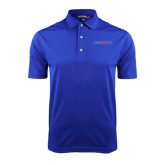 Royal Dry Mesh Polo-Blue Hose