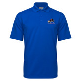 College Royal Mini Stripe Polo-Mascot
