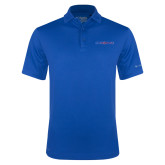 Columbia Royal Omni Wick Round One Polo-Blue Hose