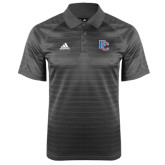 Adidas Climalite Charcoal Jaquard Select Polo-PC