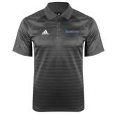 Adidas Climalite Charcoal Jaquard Select Polo-Blue Hose