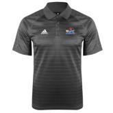 Adidas Climalite Charcoal Jaquard Select Polo-Mascot