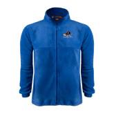 Fleece Full Zip Royal Jacket-Mascot