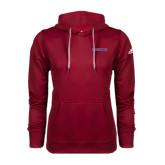 Adidas Climawarm Cardinal Team Issue Hoodie-Blue Hose