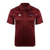 Adidas Climalite Cardinal Jaquard Select Polo-Blue Hose