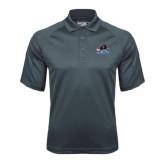Charcoal Dri Mesh Pro Polo-Mascot