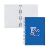 Clear 7 x 10 Spiral Journal Notebook-PC