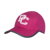 College Pink/Charcoal Trail Blaze Cap-PC