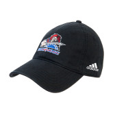 Adidas Black Slouch Unstructured Low Profile Hat-Mascot