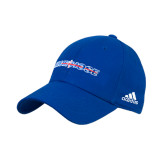 Adidas Royal Structured Adjustable Hat-Blue Hose