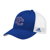 College Adidas Royal Structured Adjustable Hat-PC